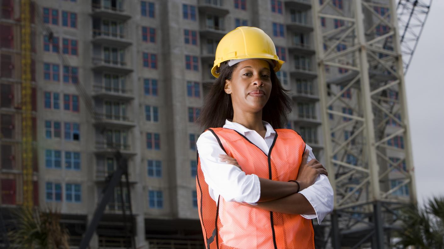 The CITB Pathways into Construction project aims to attract people from under-represented groups
