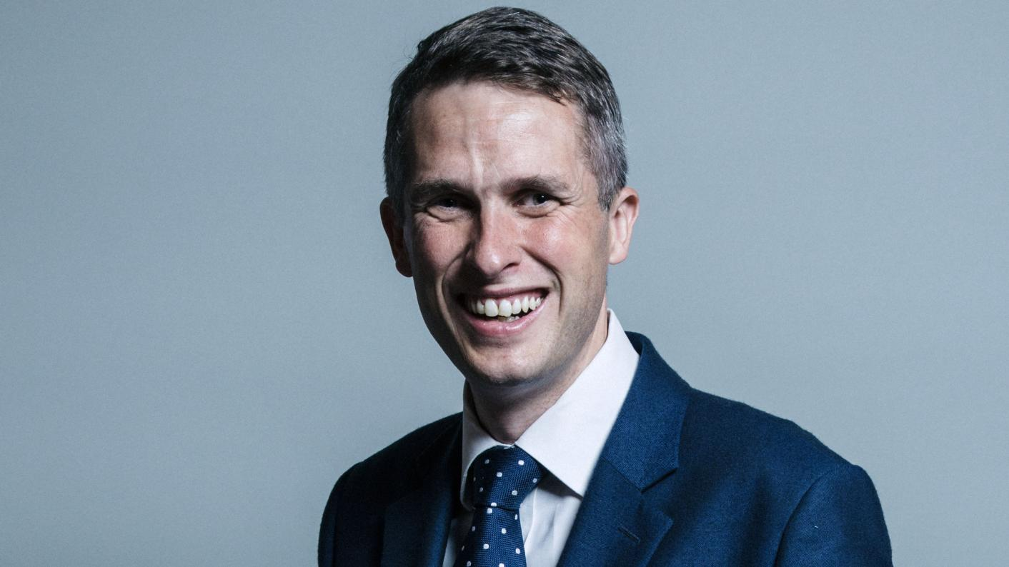 New education secretary Gavin Williamson is expected to 're-energise' free schools