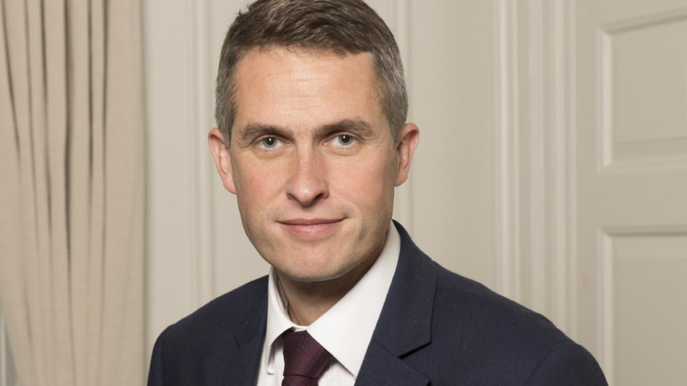 Gavin Williamson has appointed a former aide to Chris Grayling as a special adviser.