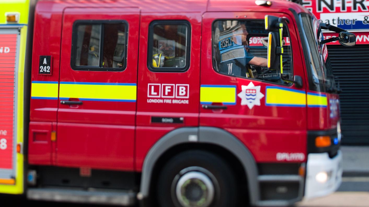 Firefighers want sprinklers to be mandatory in new school buildings