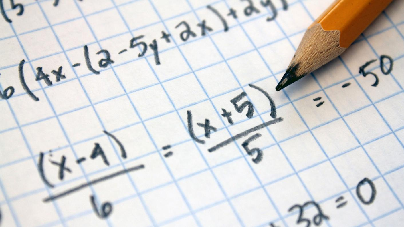algebra maths