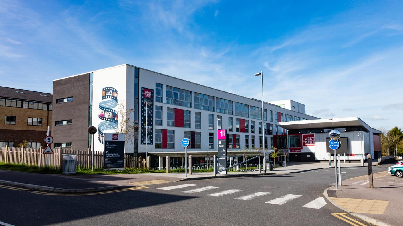 West Kent and Ashford College is set to become the second college to go into education administration