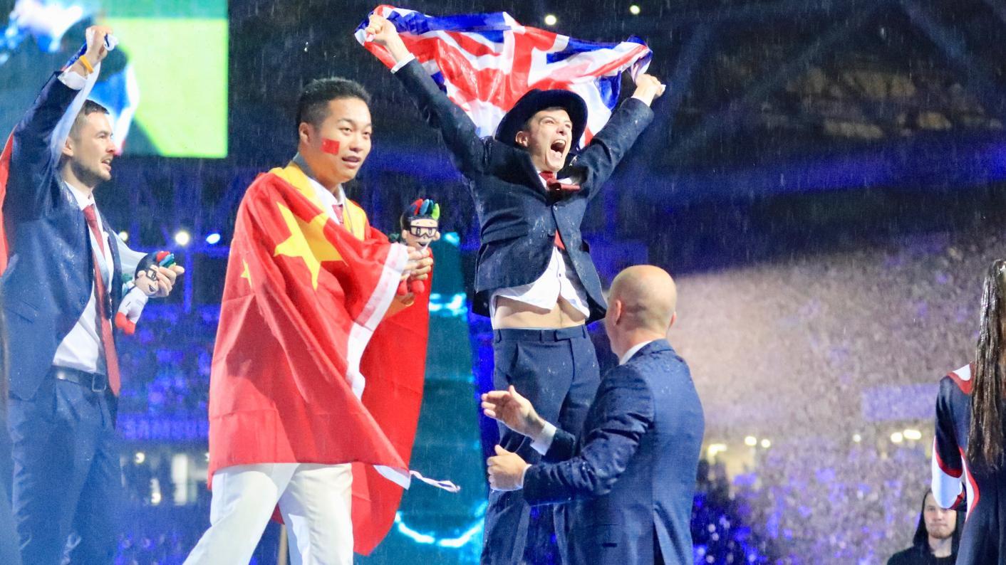 WorldSkills 2019: The medal table