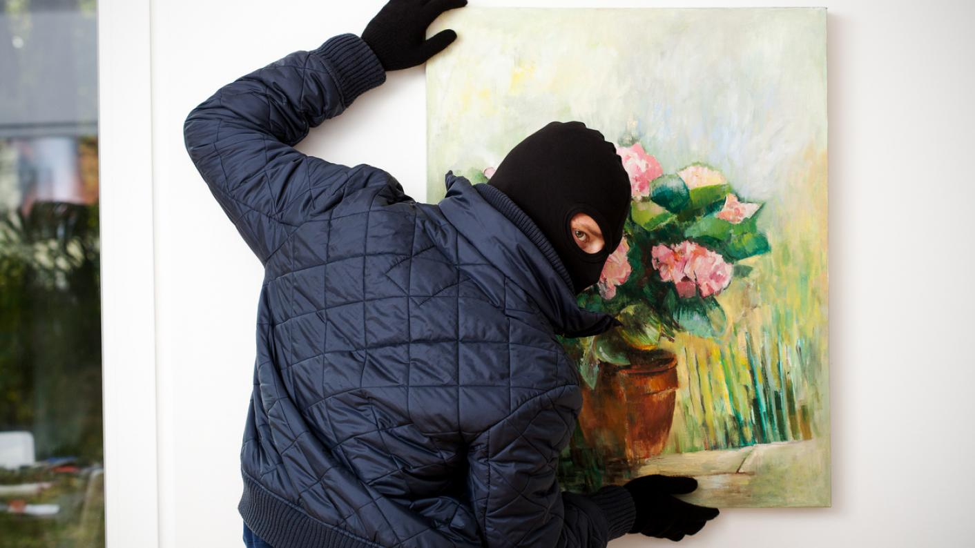 Could stealing art solve the school funding crisis?