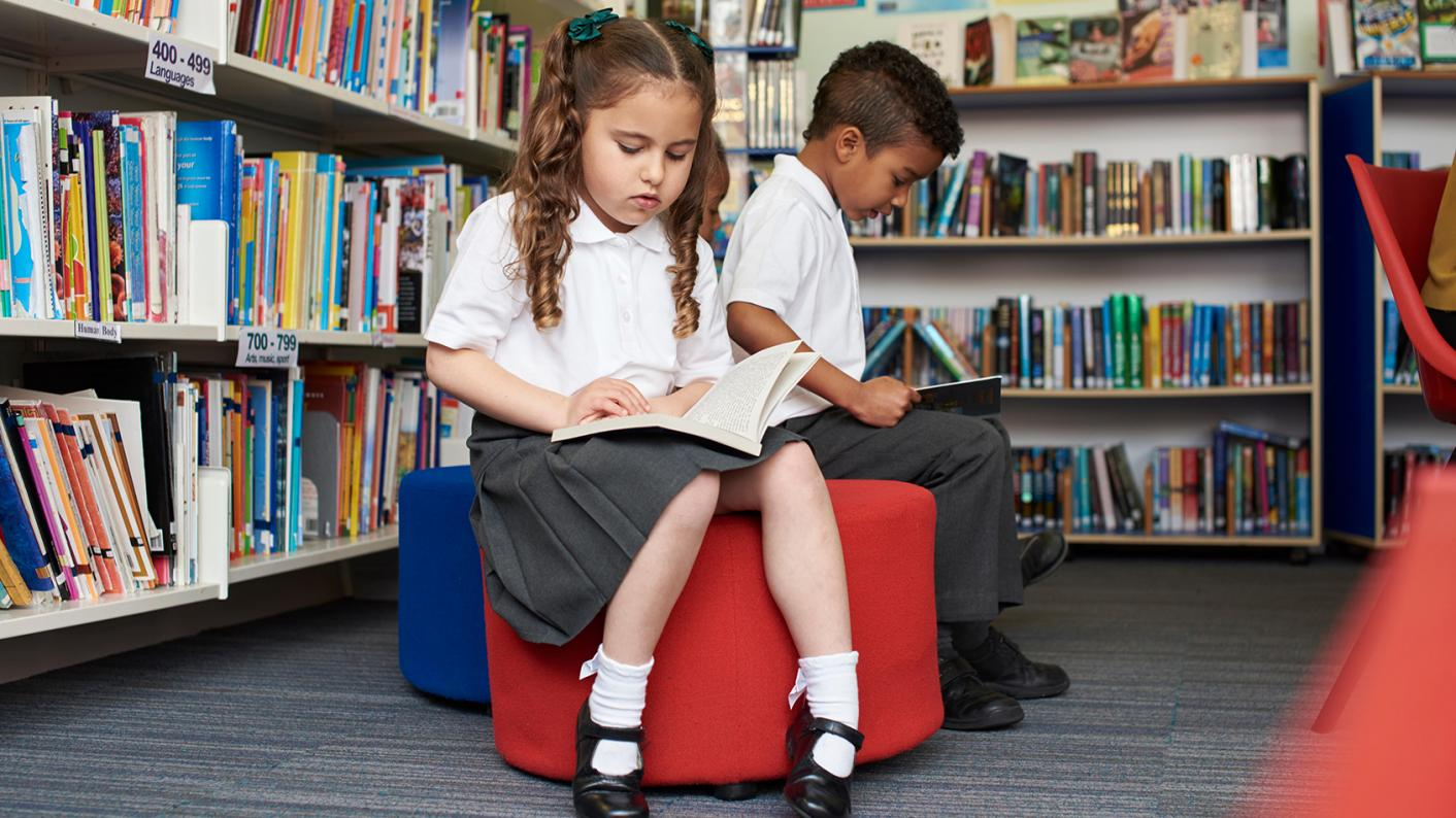 Too many classroom books reinforce gender stereotypes, says Nicole Ponsford