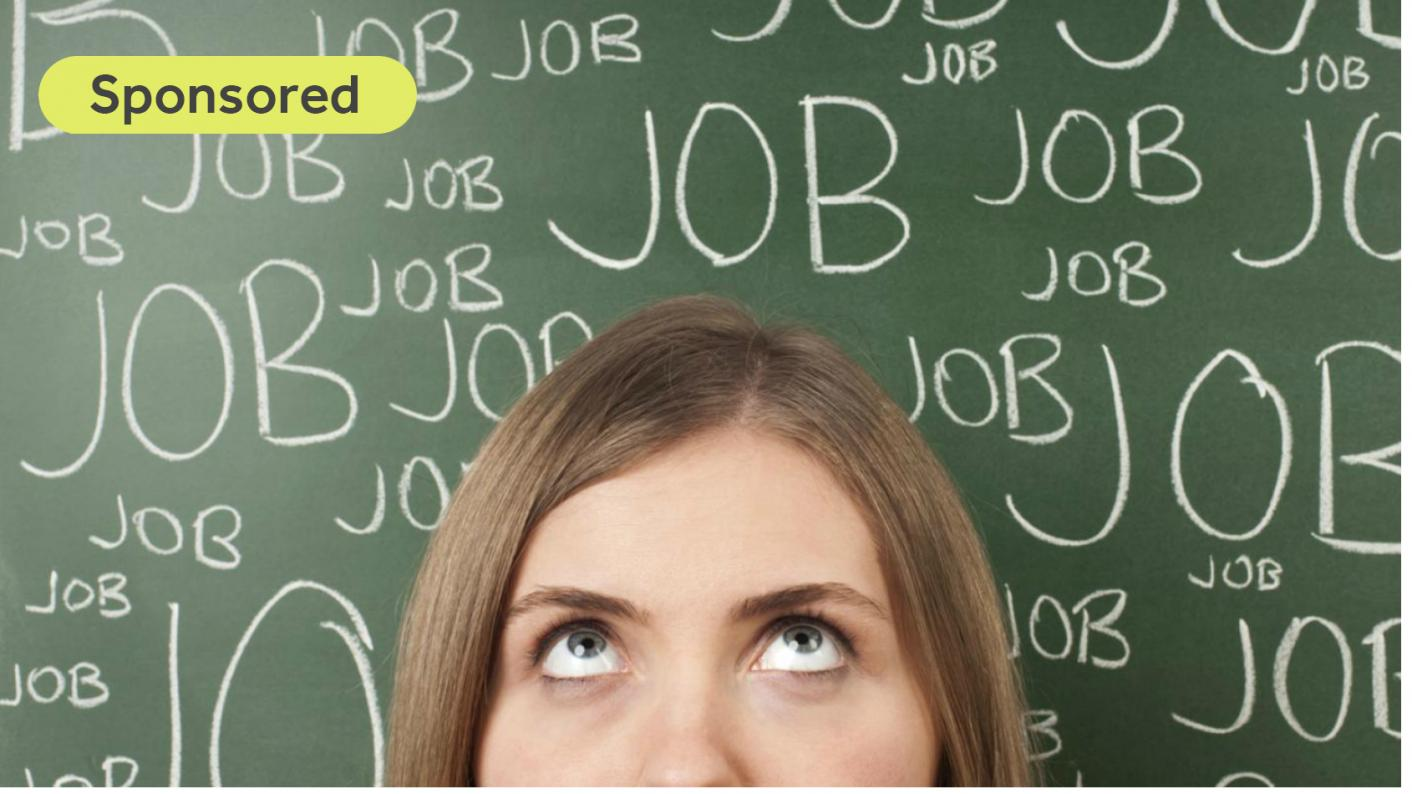 Take the sting out of job hunting