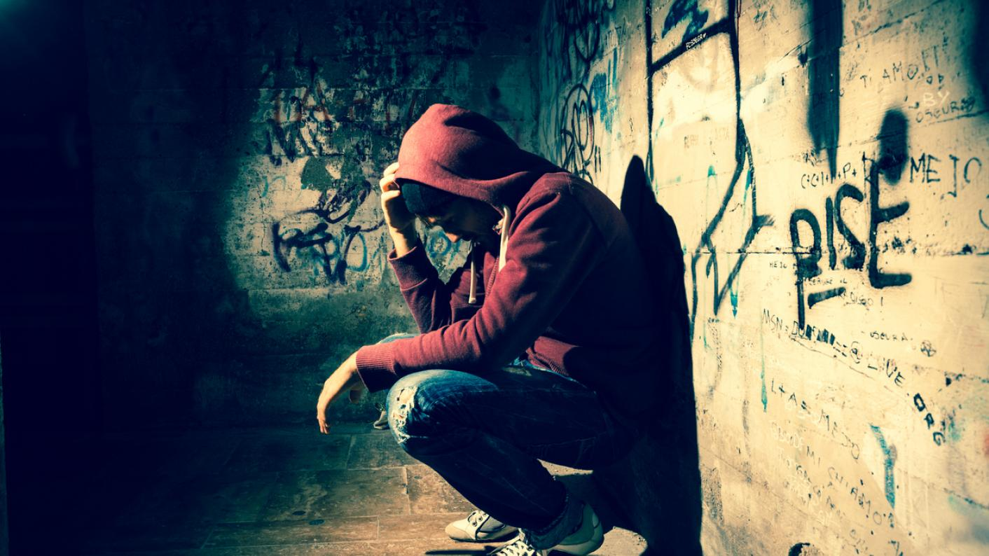 Drug abuse among young people in Scotland isn't falling, according to youth workers