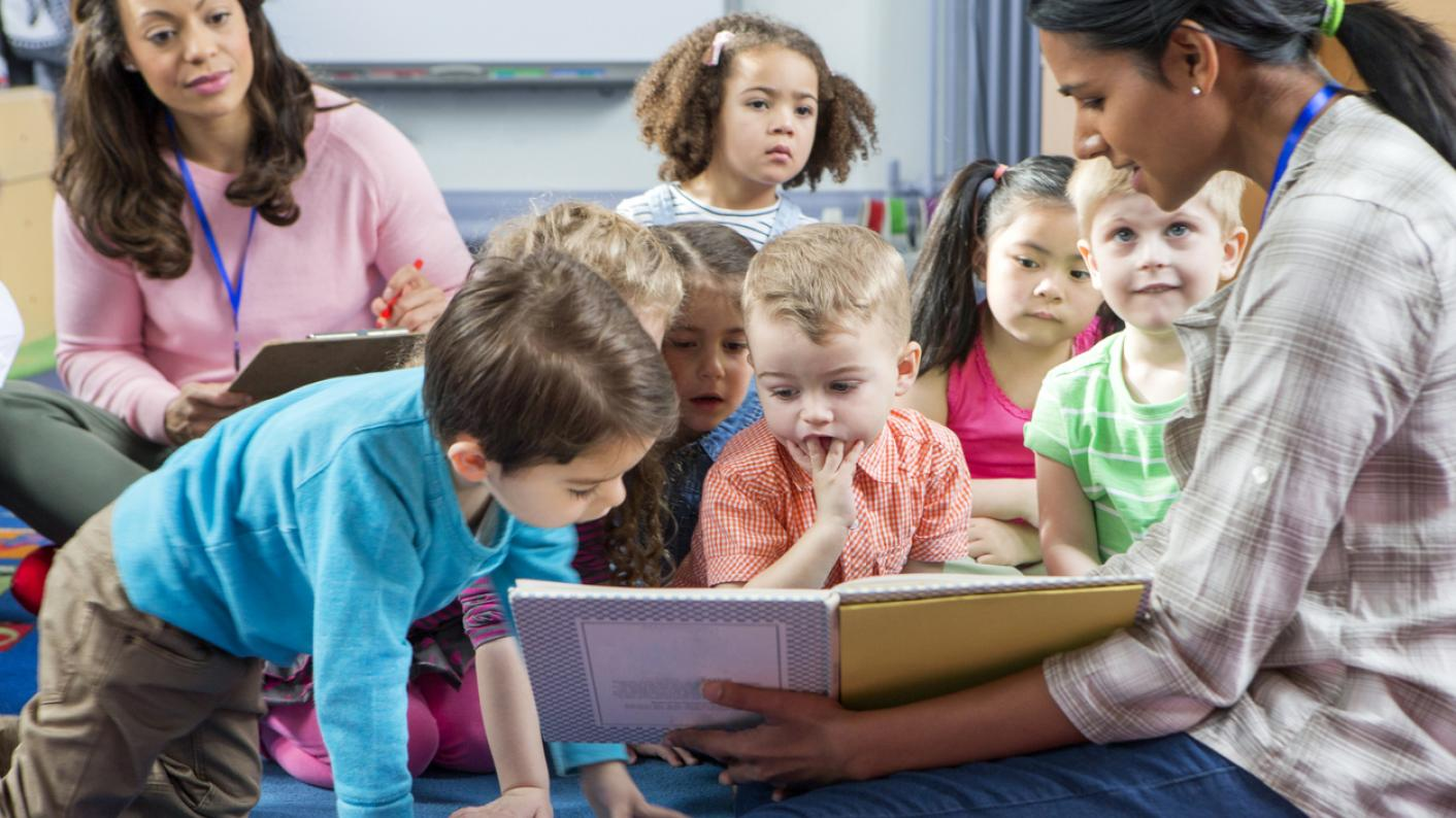 Trial explores the best way for teachers to read stories aloud