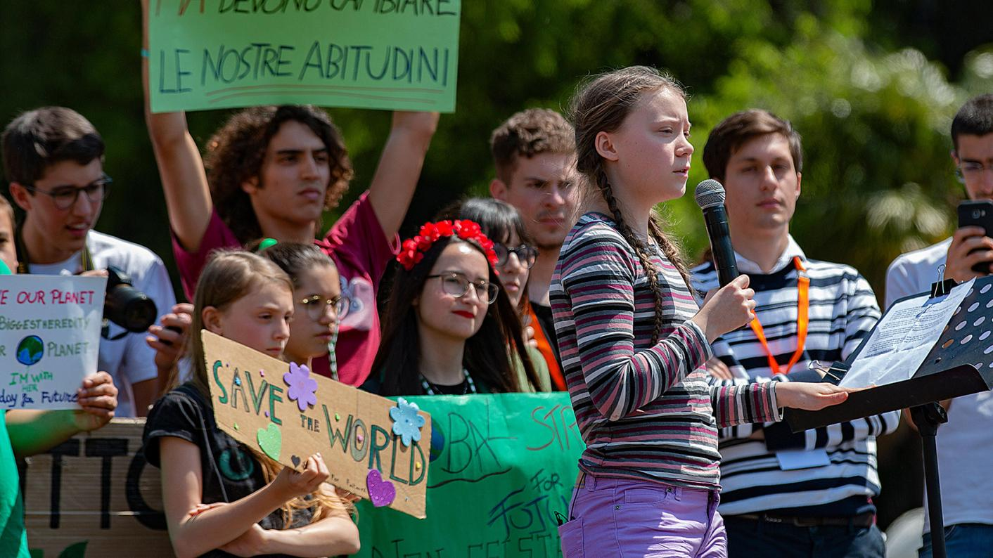 How to help students 'channel outrage' about the world