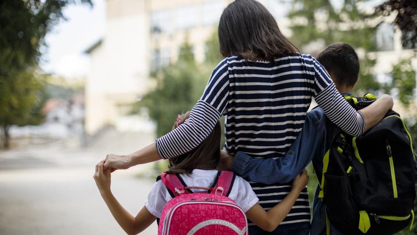 'Teaching's just a job – so prioritise family time'