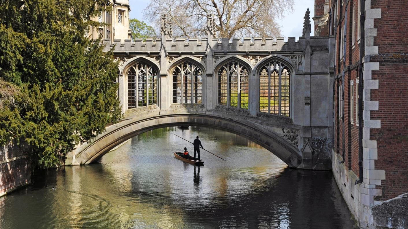 Cambridge admissions