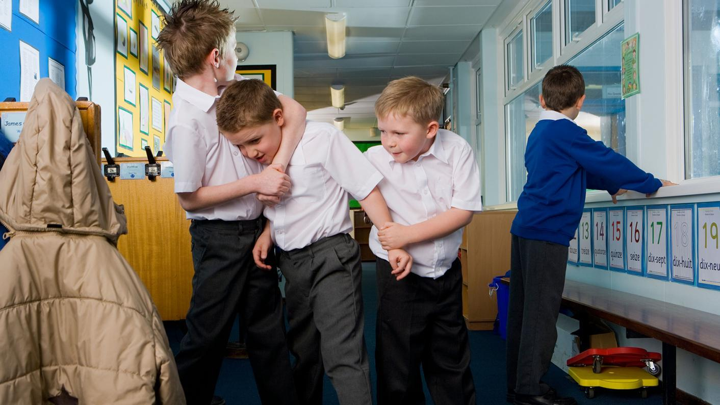 The government's behaviour adviser said he does not have data to know whether behaviour in schools is improving.