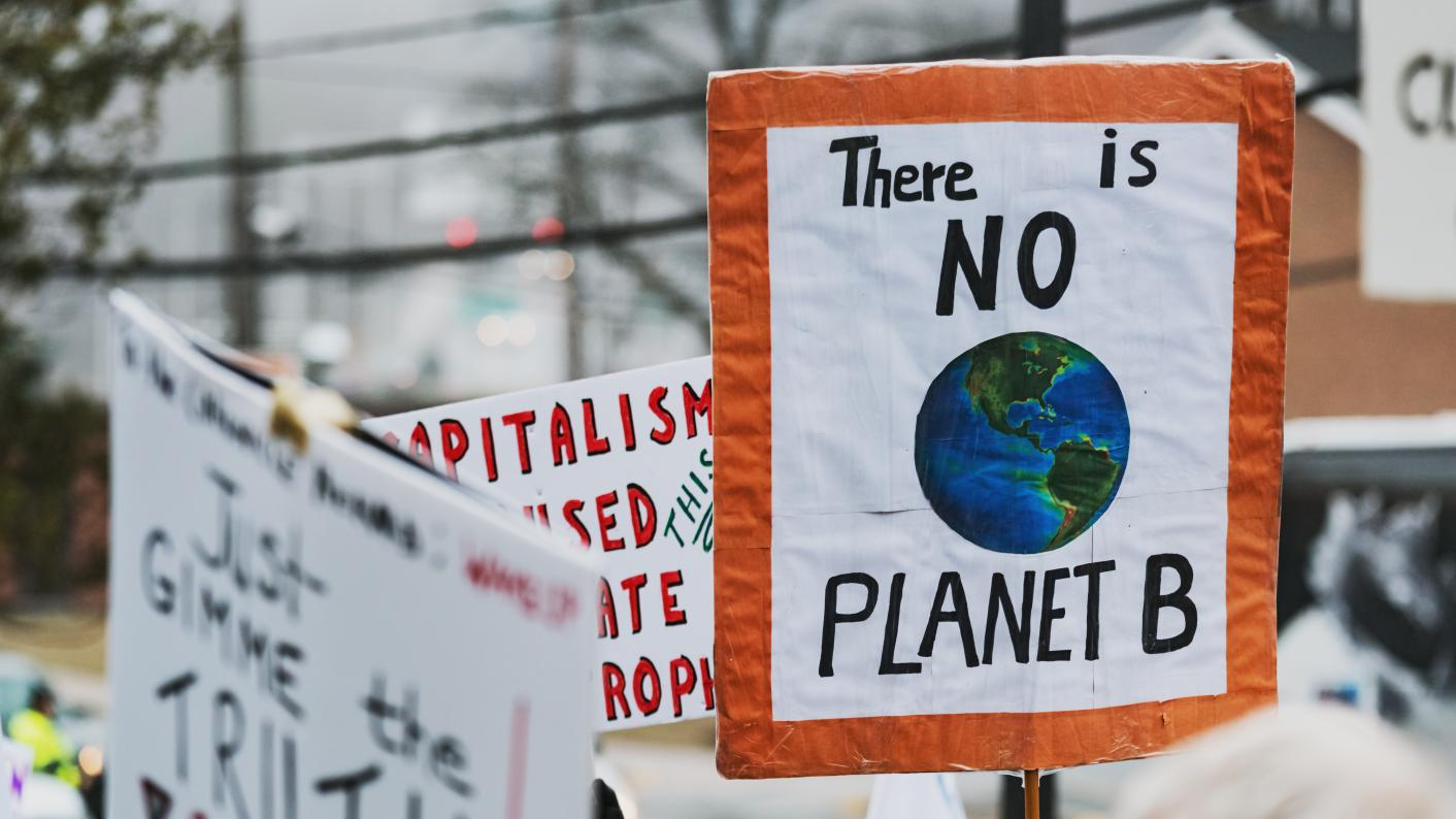 Climate change: There have been international calls for more climate education in schools