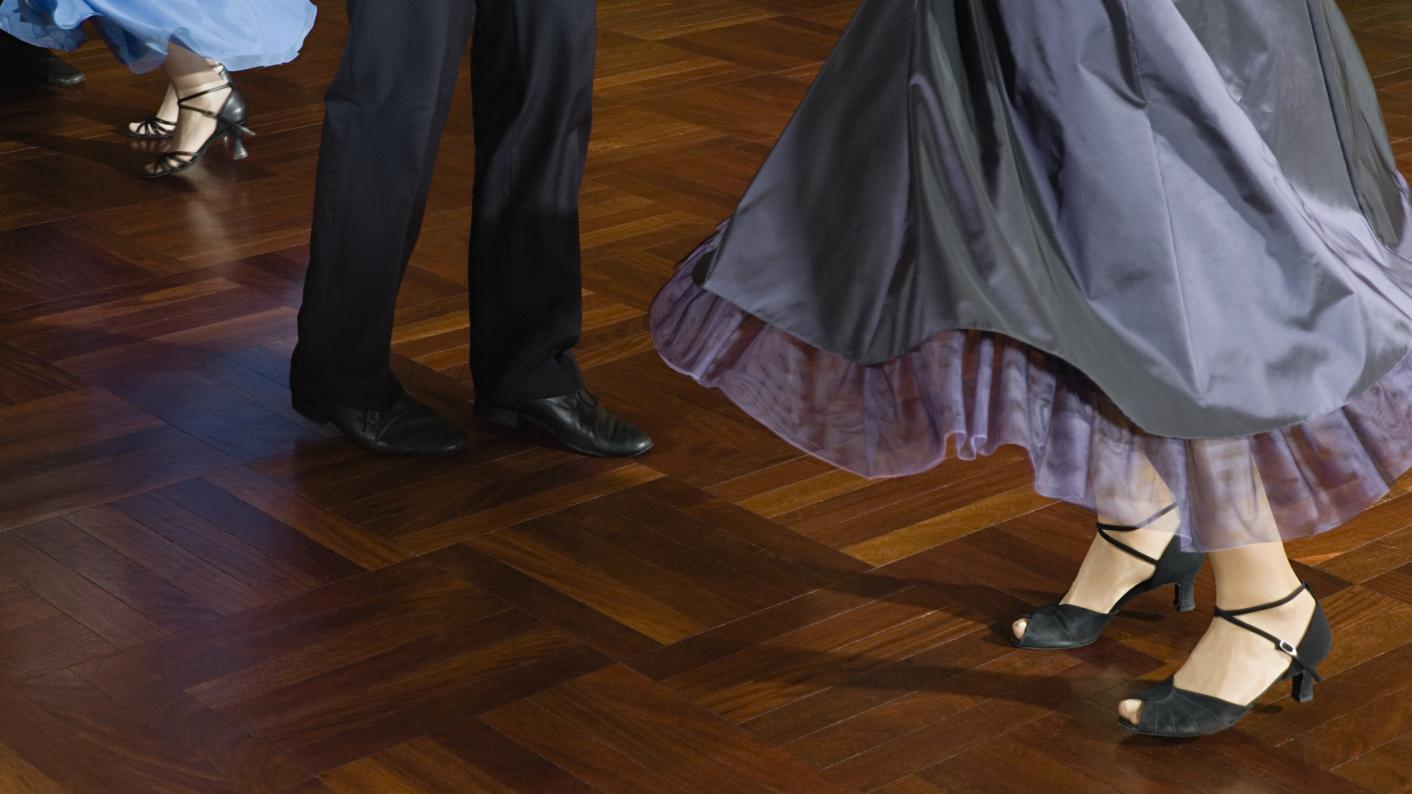 dancing feet: the Scottish school where social dancing became cool