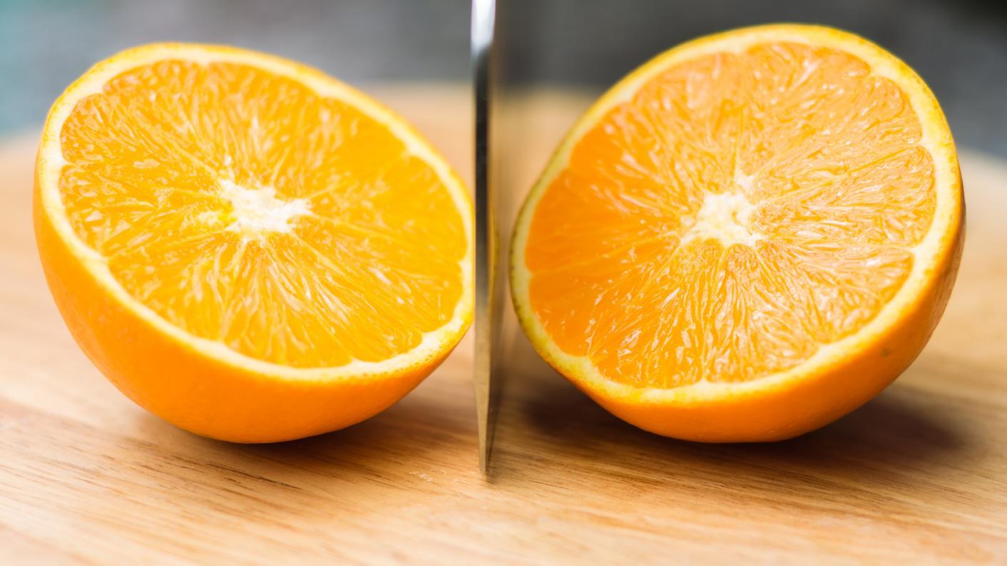 part time working fruit orange