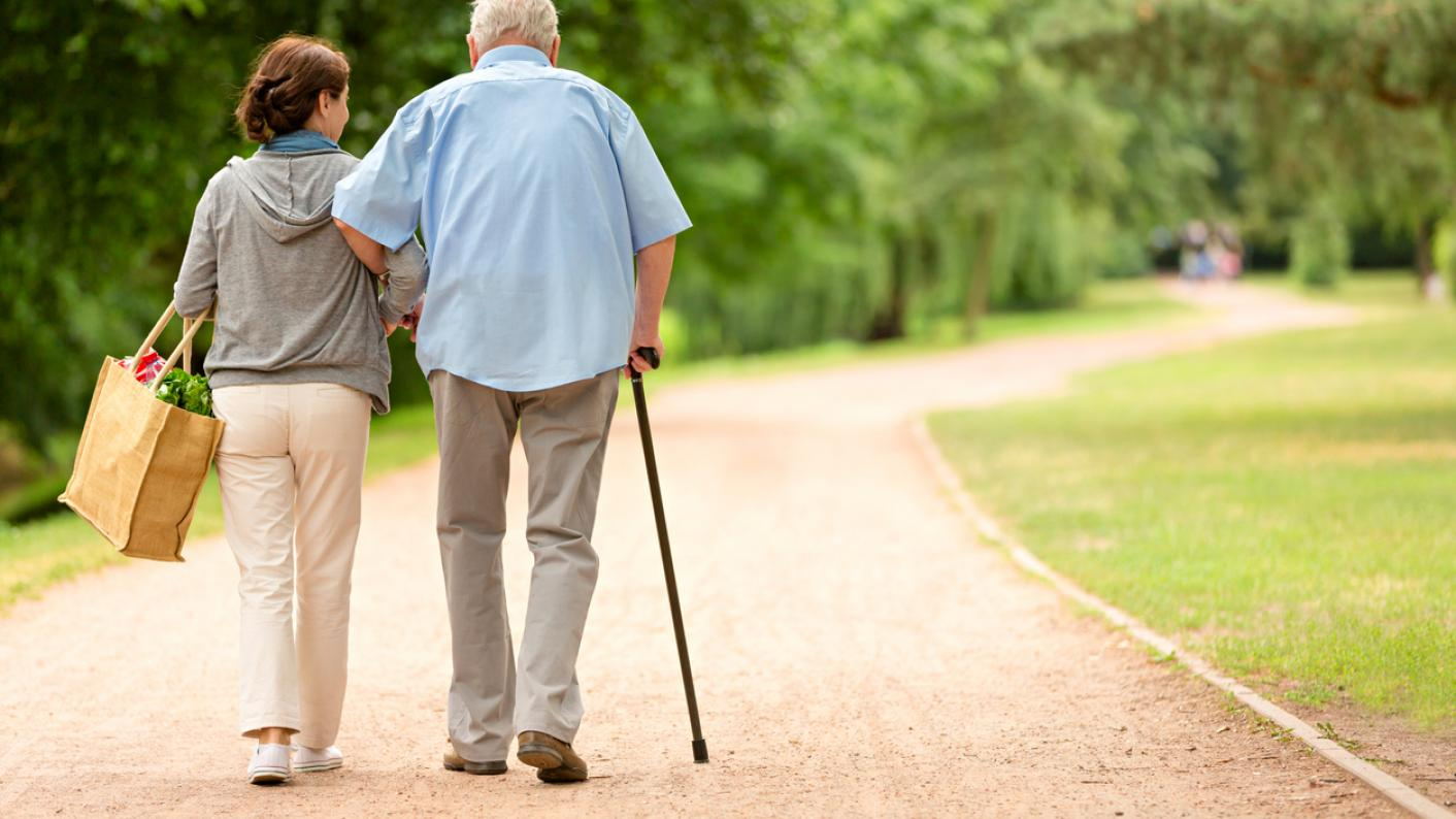 I'm an experienced pastoral leader but only now - after my parents developed dementia - can I truly appreciate what it's like to be on the other side of the table, writes Sarah Ledger