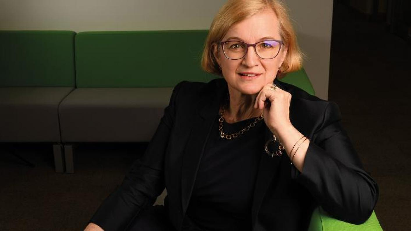 Amanda Spielman says that as far as Ofsted can see Michael Gove's reforms have bedded in pretty well.