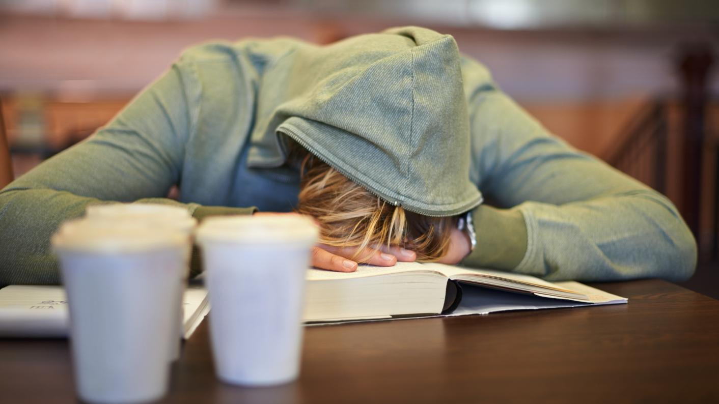 Mental health: Could a lack of sleep be harming teenagers' wellbeing, asks Emma Seith