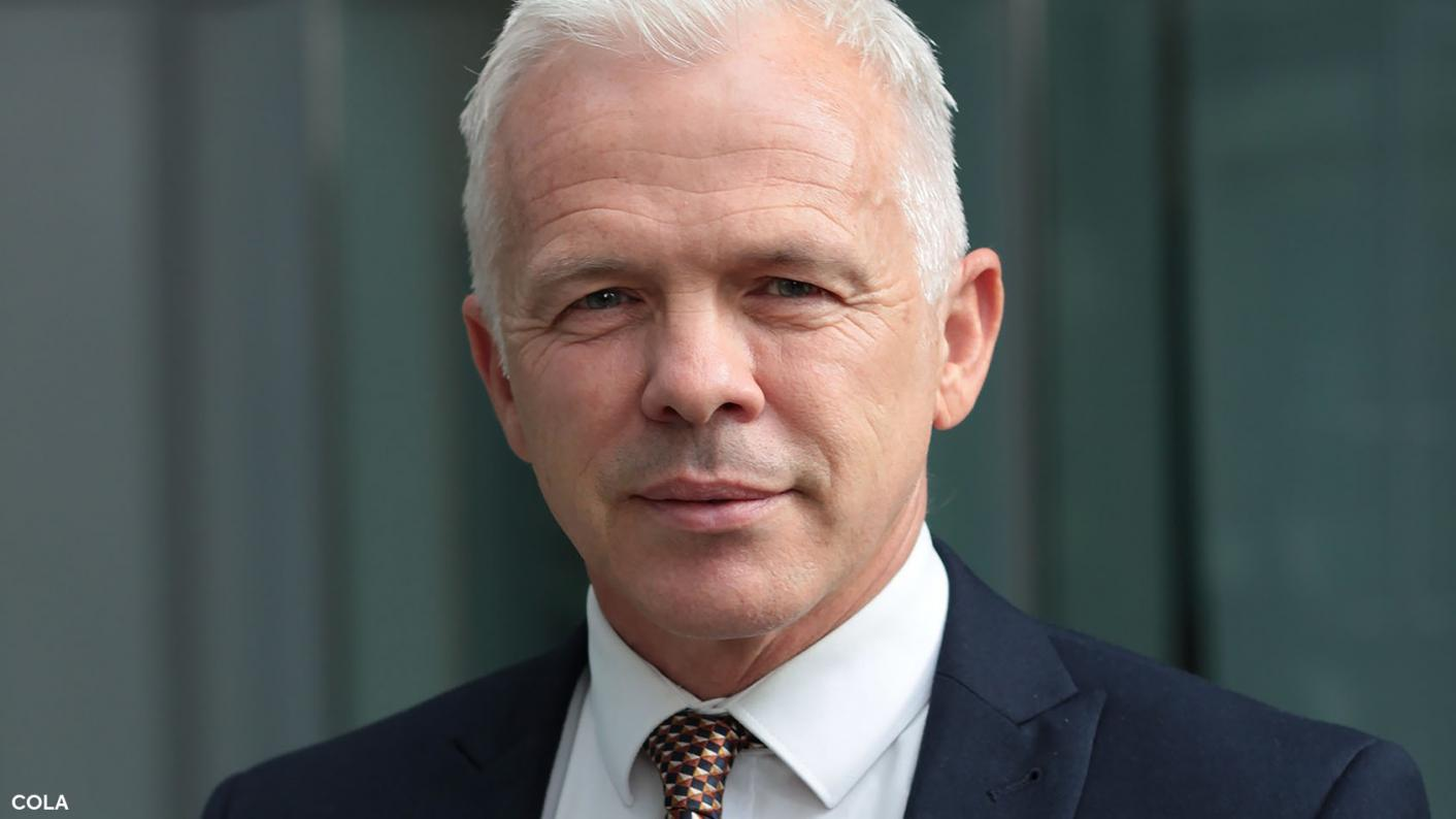 Mark Emmerson, CEO of City of London Academies Trust