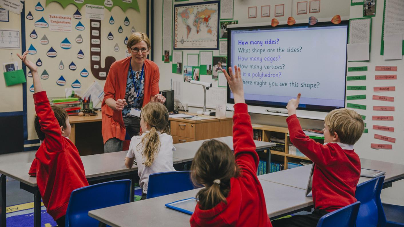 How teachers can encourage quieter students to speak up in lessons and answer questions