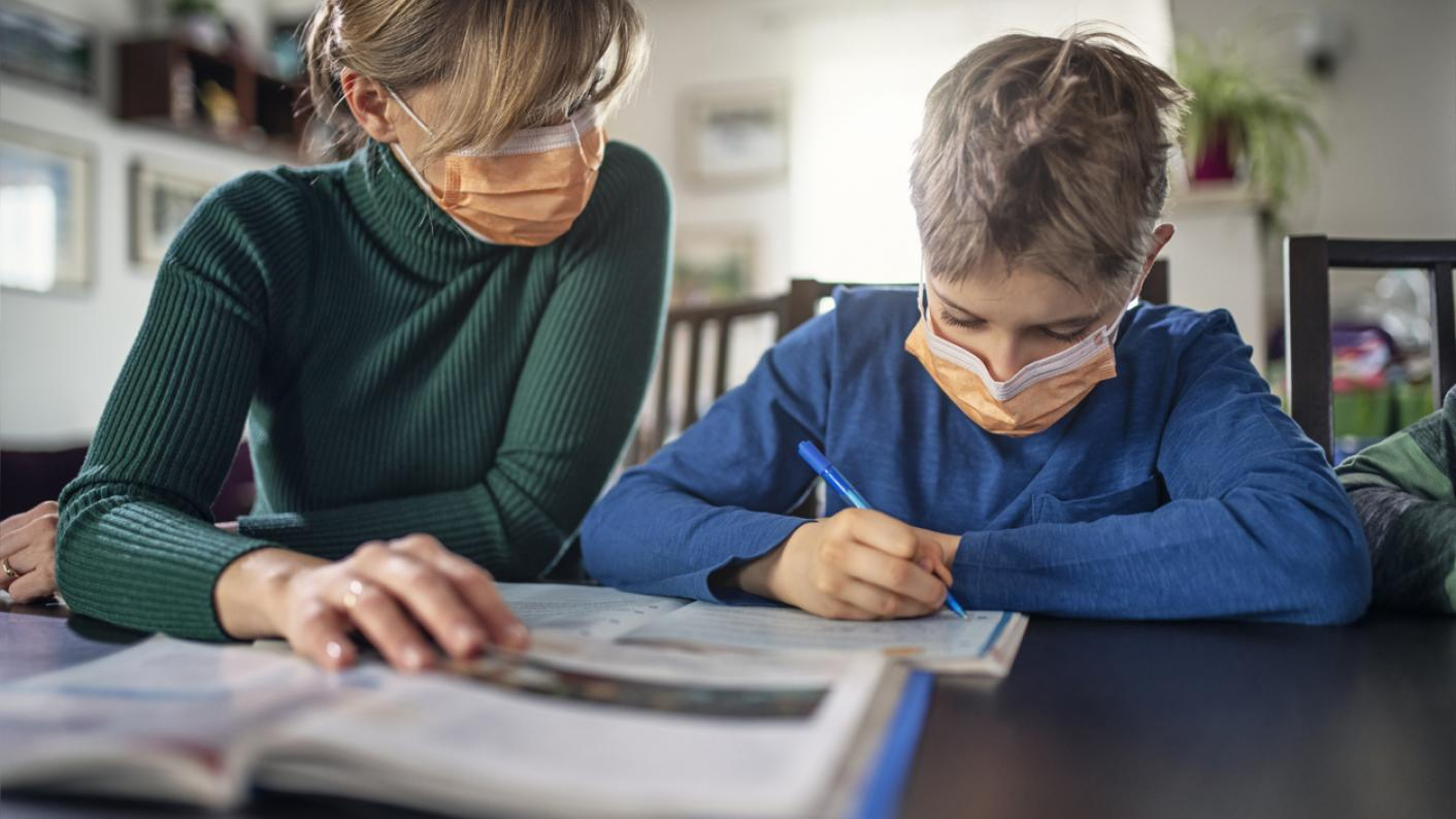 Coronavirus: The number of pupils in schools has been 'manageable', one union has said
