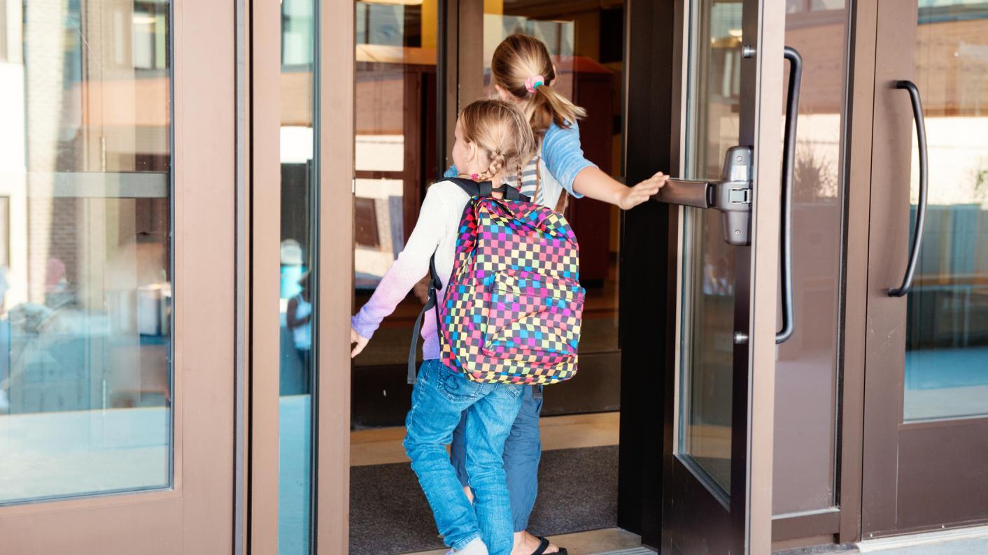 Coronavirus: Concerns have been raised over teachers going into school