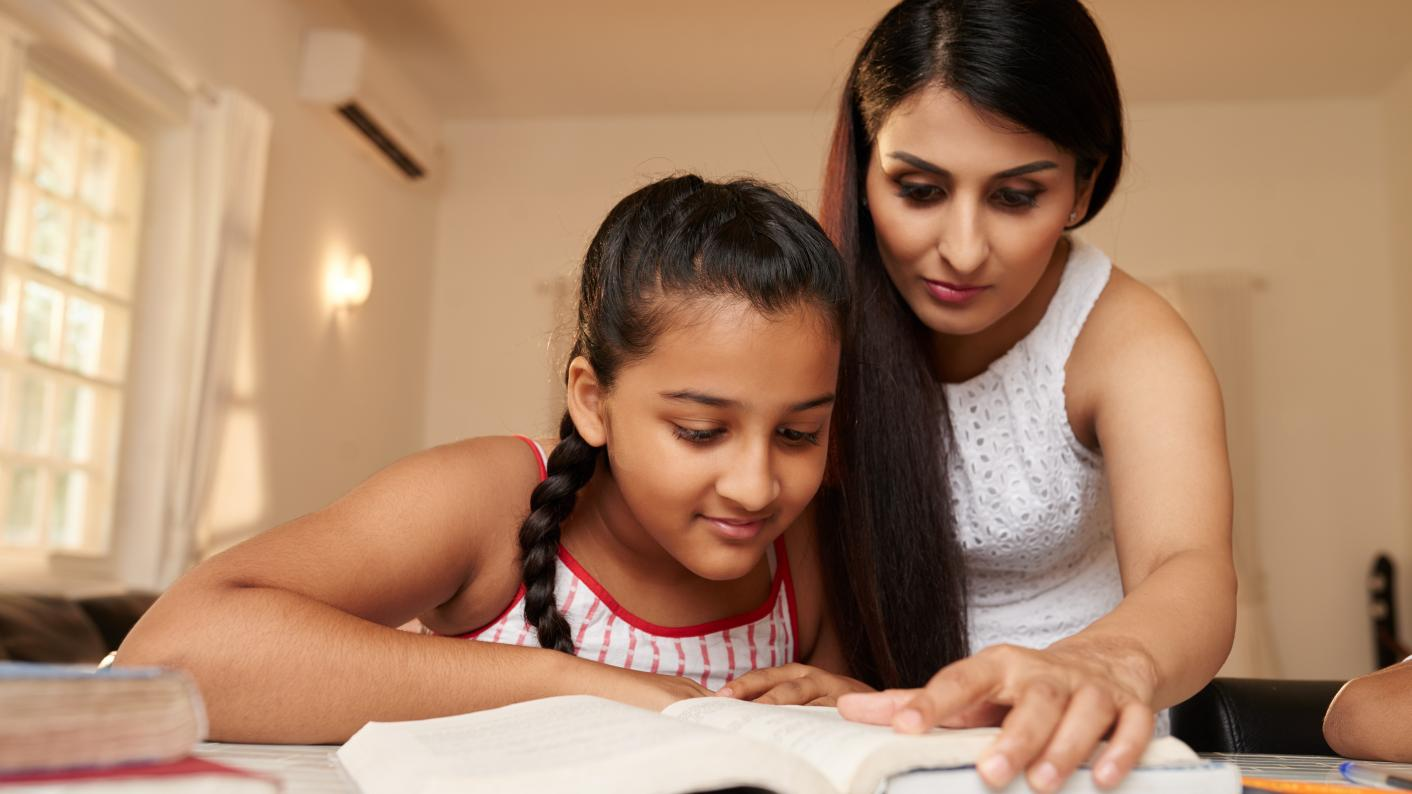 Home learning parents