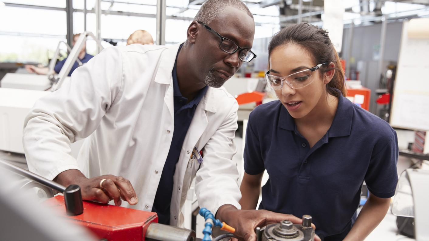 Ofsted should be charged with assessing schools on the number of pupils who go into apprenticeships