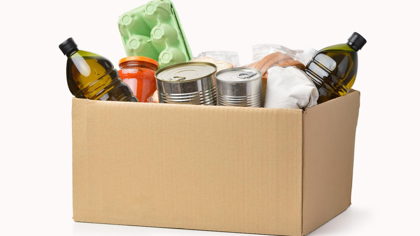 The government has announced food support for college students