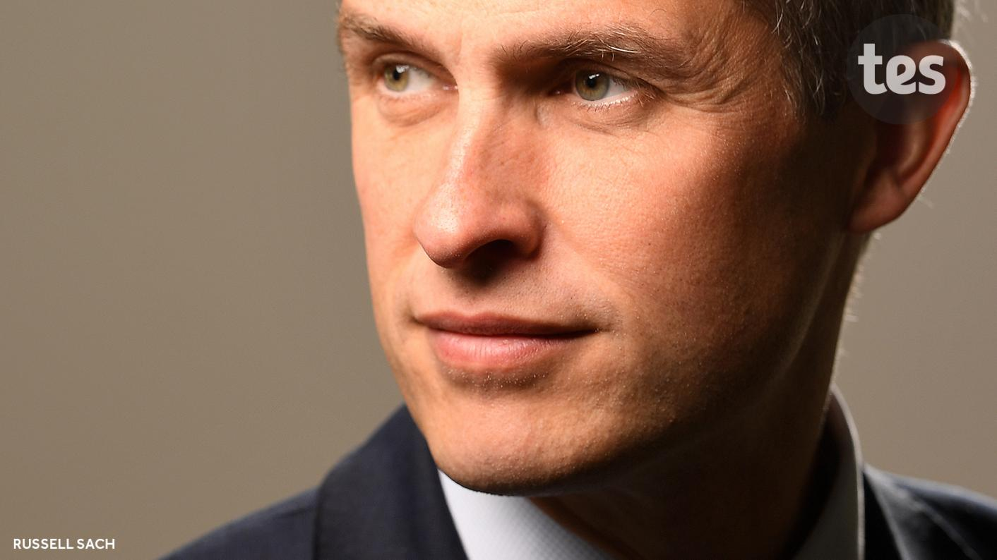 Gavin Williamson will later address the FE sector and set out his vision for the future