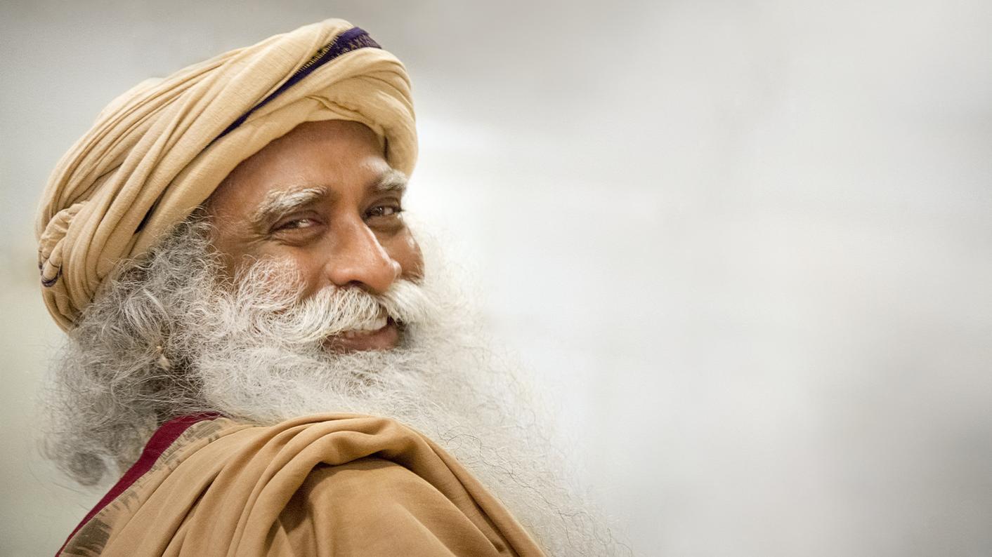 Sadhguru: 'Education must empower but also teach humility'