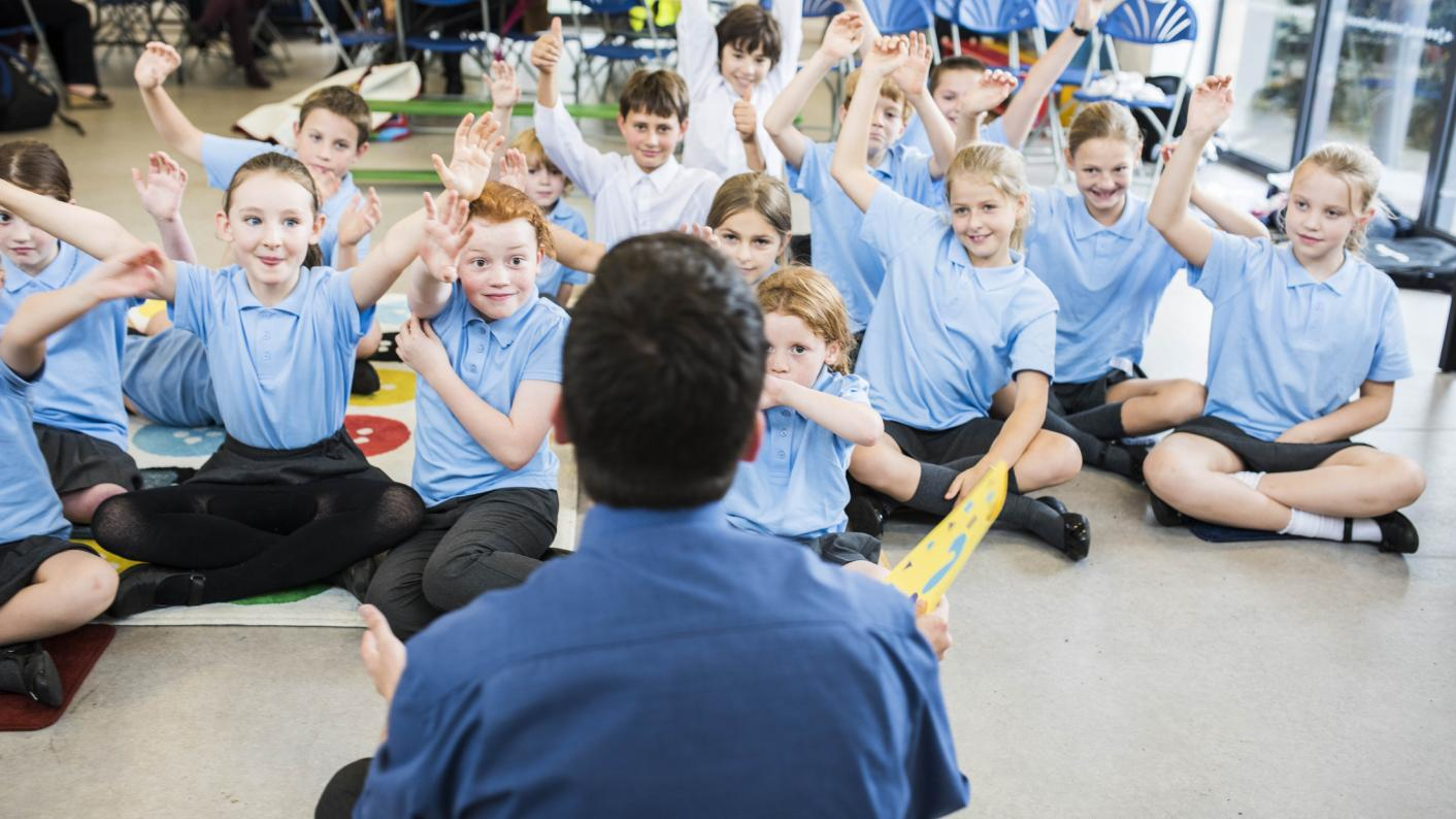 Reopening schools: 'Staff positivity cheered me no end'