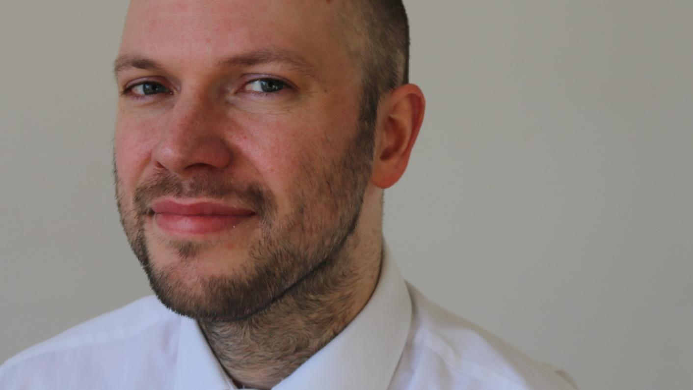 Maths teacher Jamie Frost is on the shortlist for the Global Teacher Prize