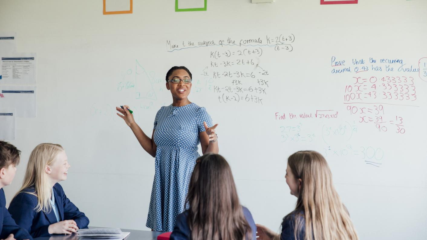 Teacher recruitment: The coronavirus lockdown has boosted teacher training