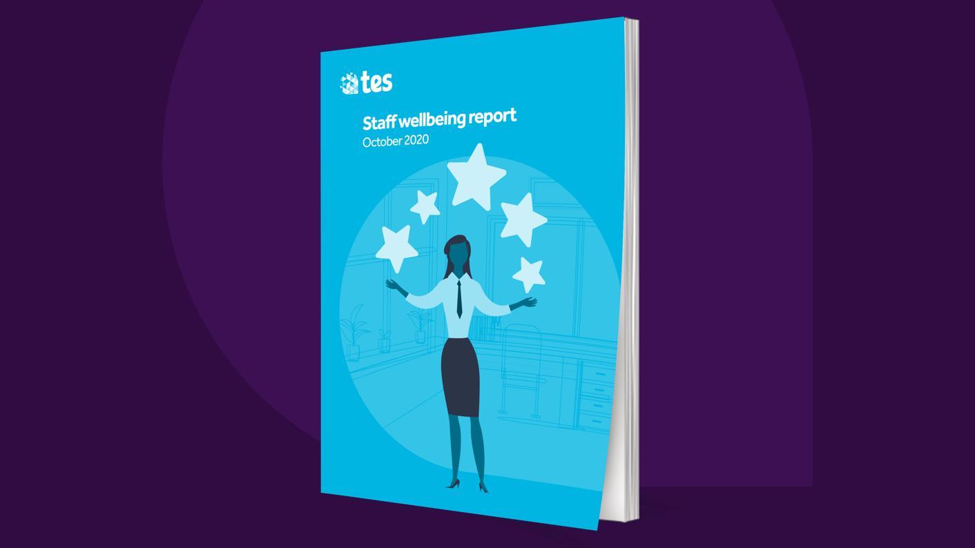 Staff wellbeing report October 2020