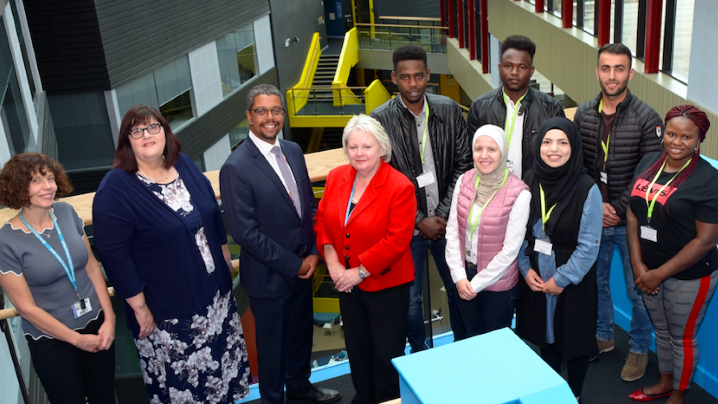 Cardiff and Vale College win again at the Tes FE Awards 2020