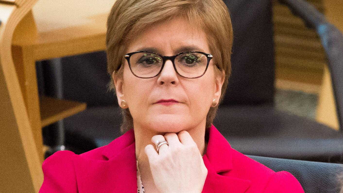 Coronavirus: Nicola Sturgeon has thanked teachers in Scotland for keeping schools open