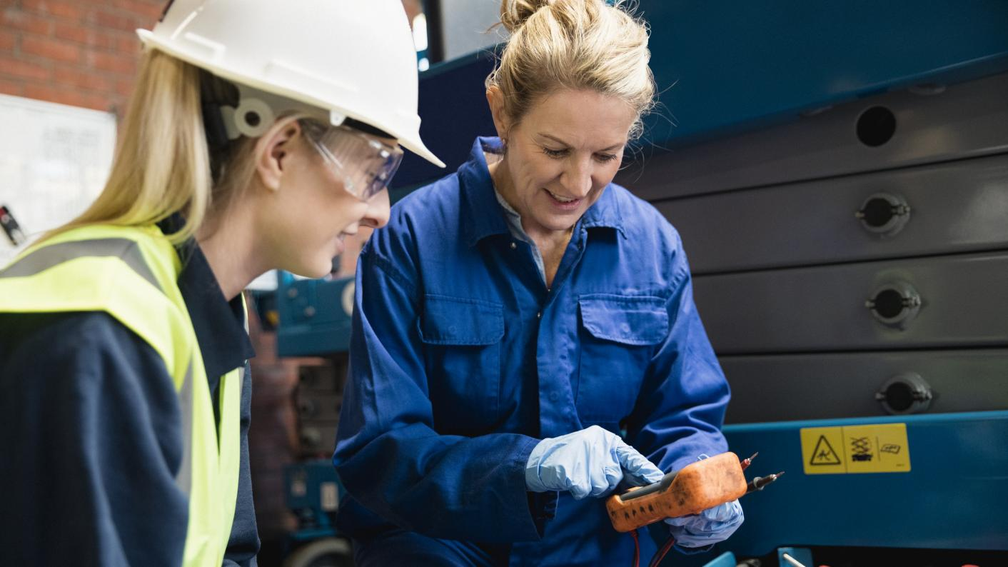 National Apprenticeship Week: We need a joined-up approach to apprenticeships and skills so that disadvantaged groups benefit, says Sharon Blyfield