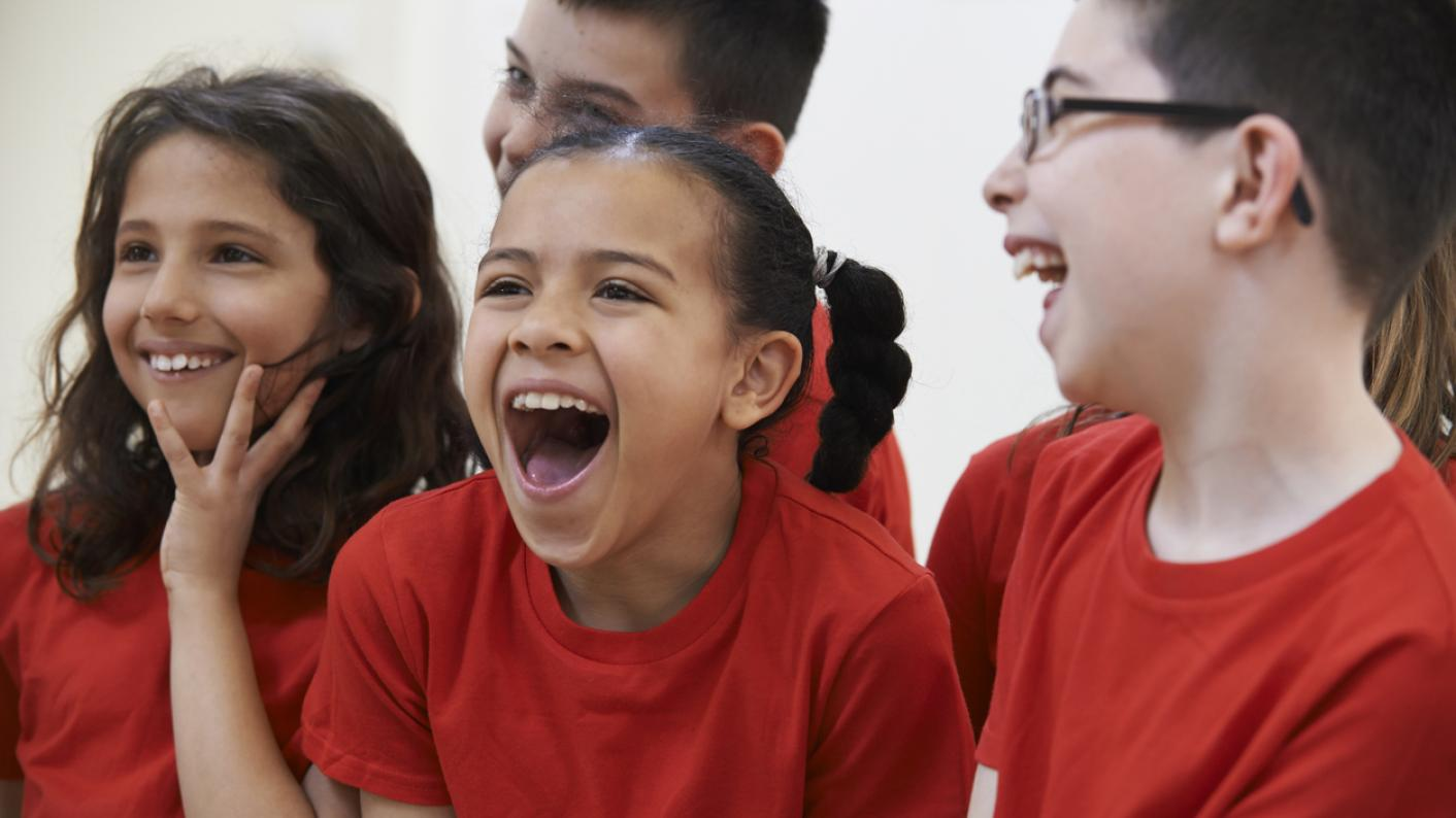 The power of laughter for teachers and pupils in our school classrooms