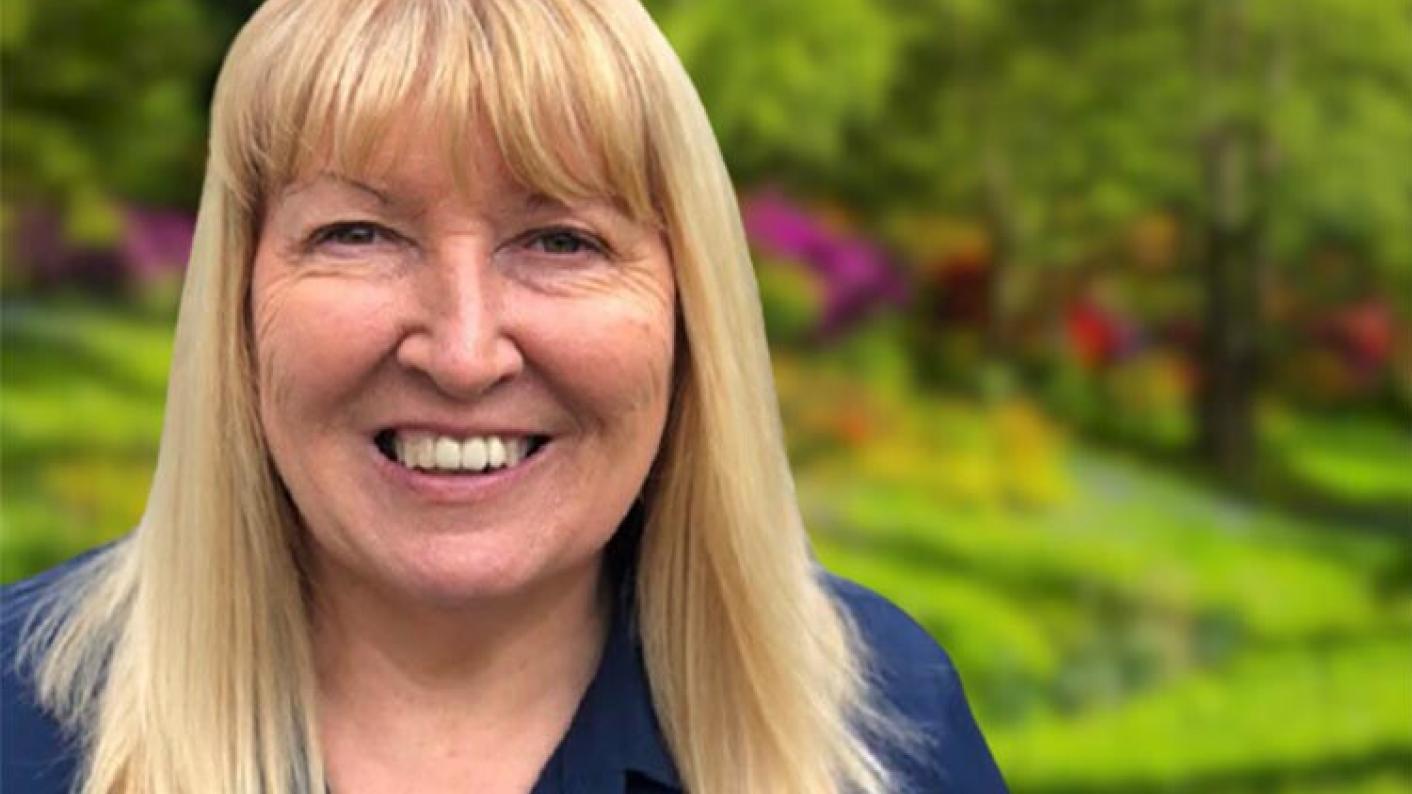 Adult education activist, Sue Pember profile