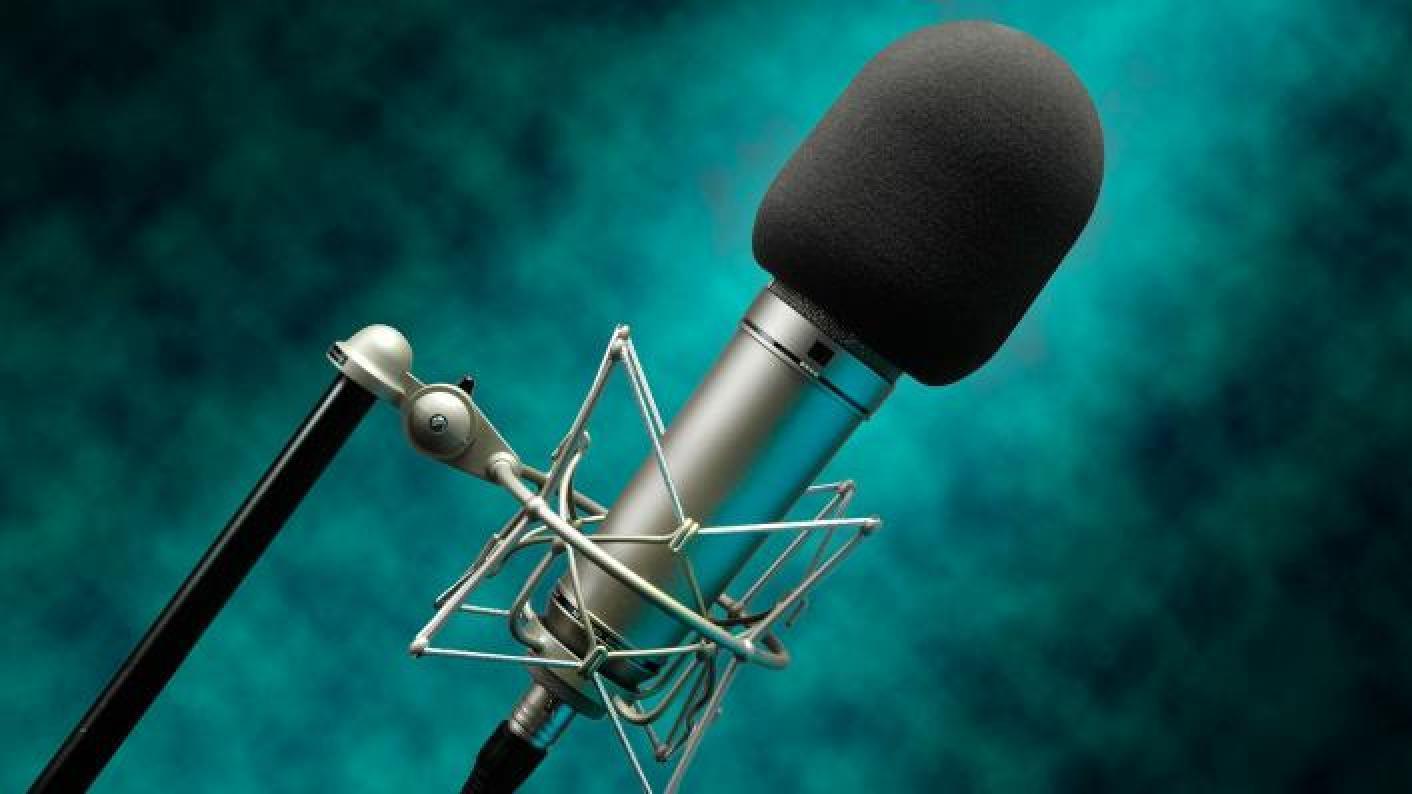 News podcast