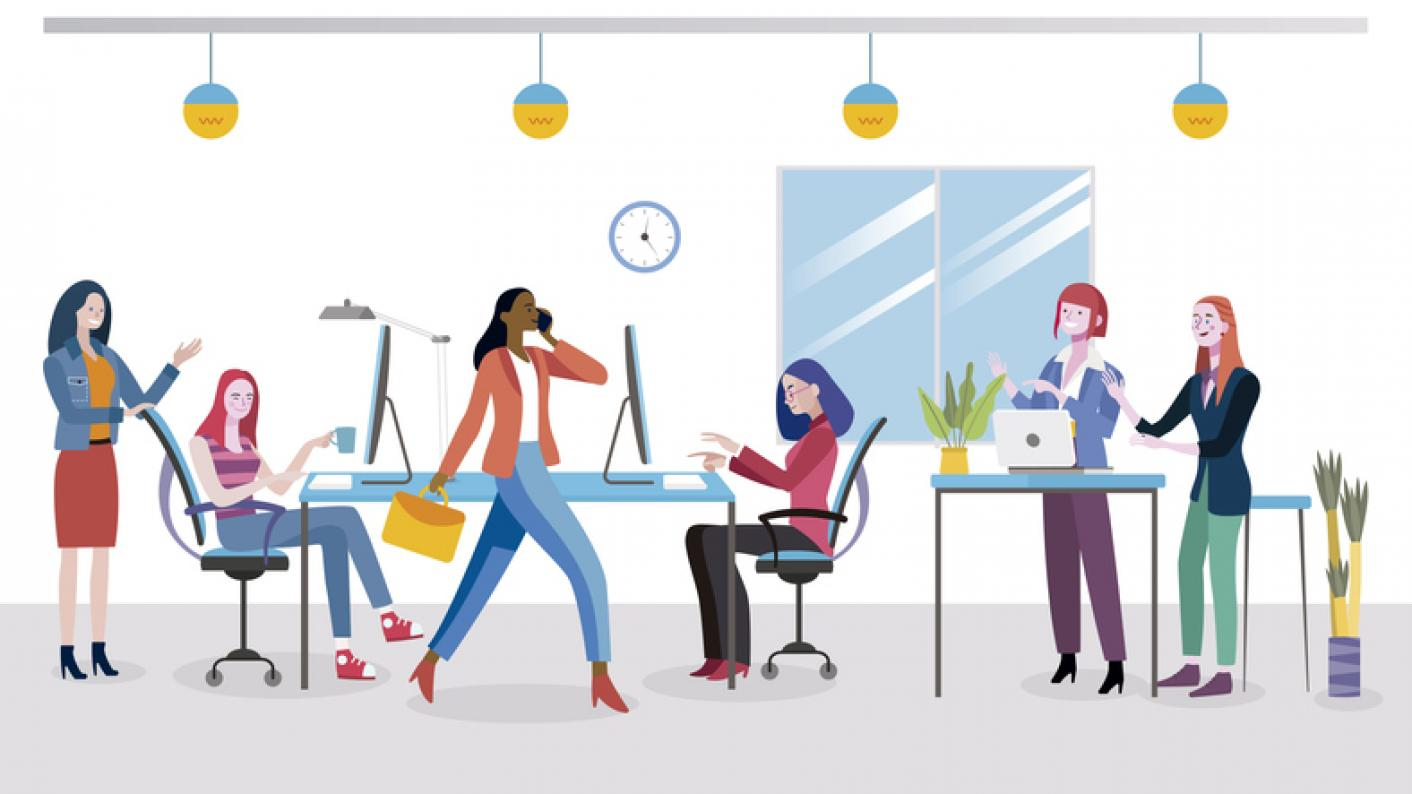 International Women's Day: Is there a gender bias in work-based training?