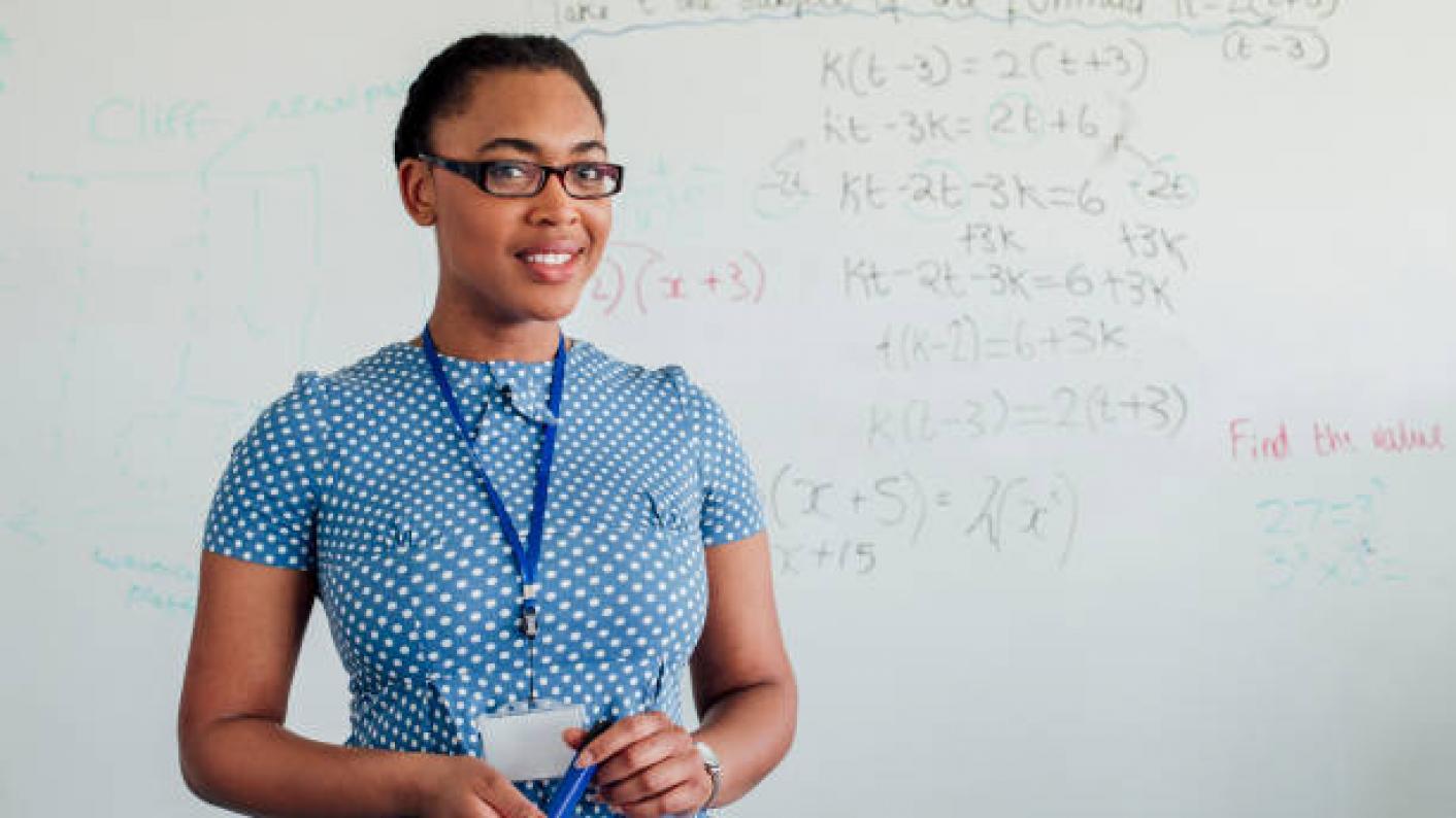 trainee teacher