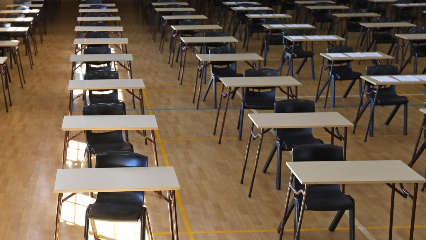 GCSEs and A levels 2021: Headteachers have criticised 'scandalous' Ofqual grade check plan