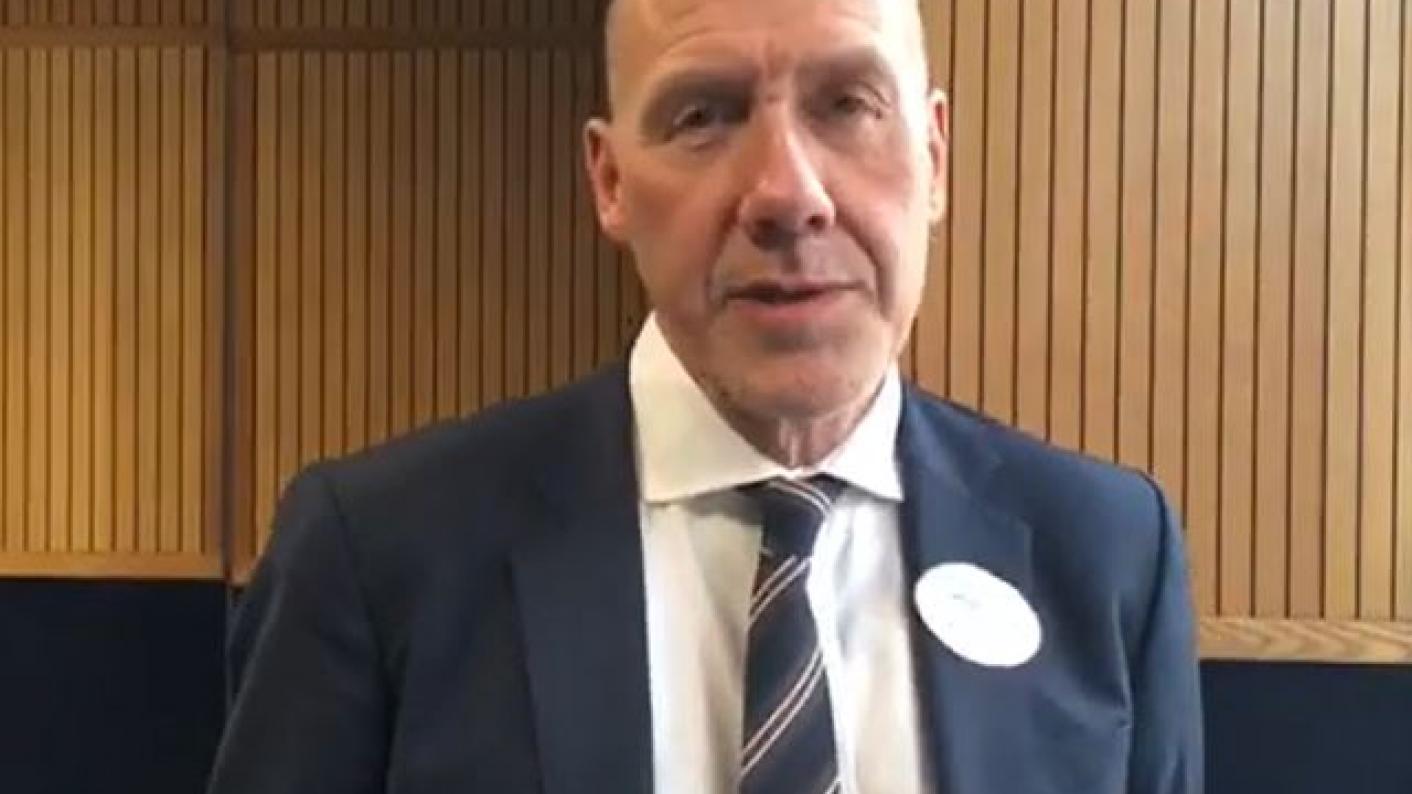 Education secretary Gavin Williamson needs to focus on the Covid gap in schools, not behaviour, says ASCL leader Geoff Barton