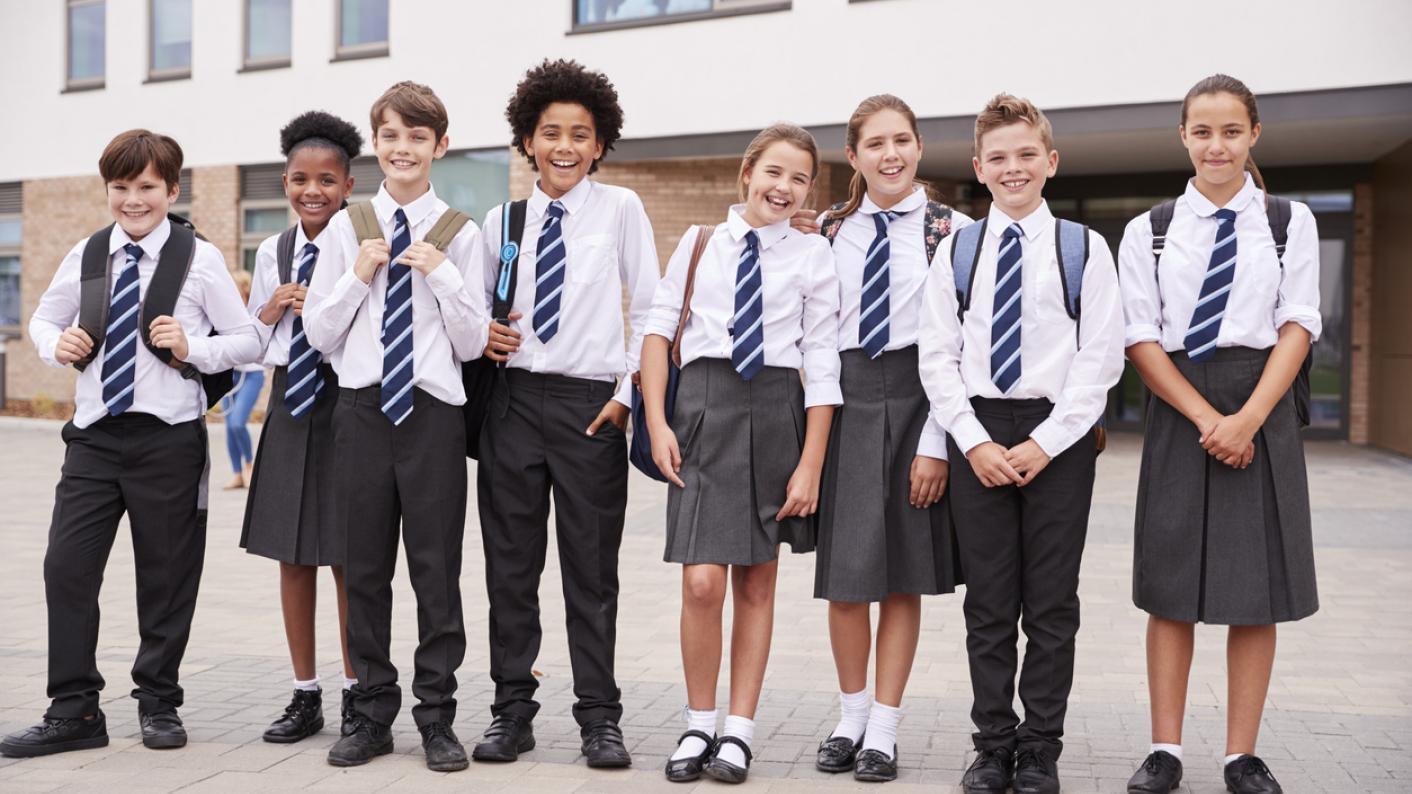 School uniform: Why we must treat children like adults