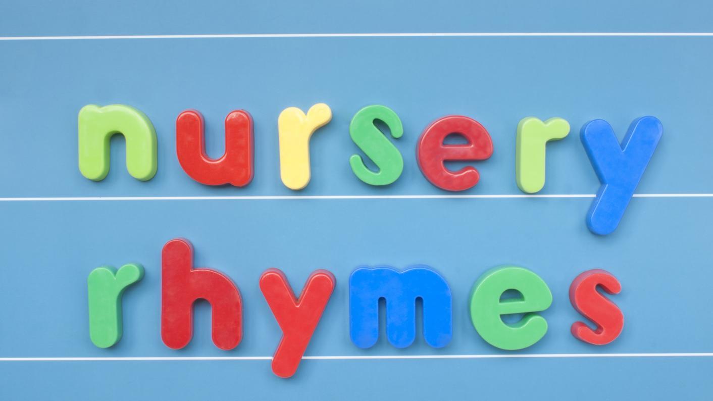 Nursery rhyme resources