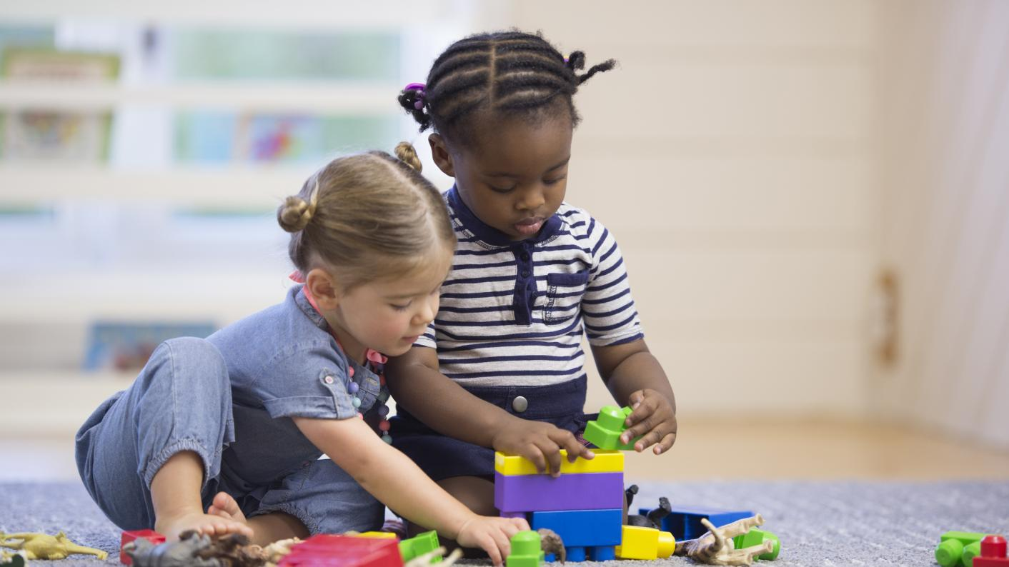 EYFS: Why parents shouldn't worry about nursery school