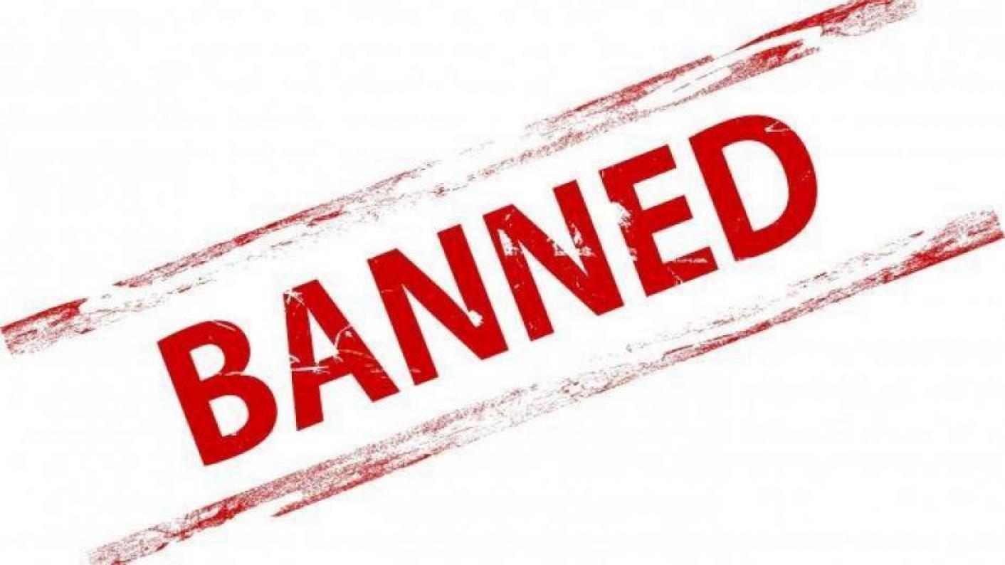 Teacher banned John Thorn
