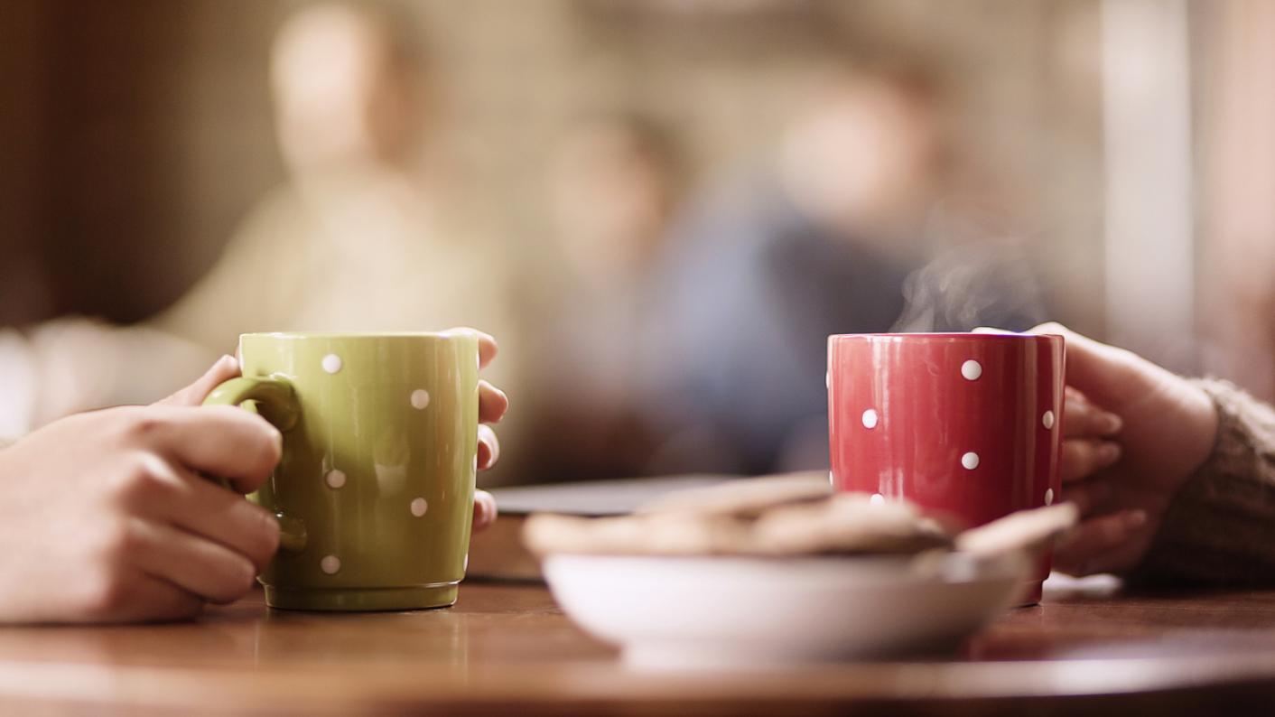 What kind of teacher tea-drinker are you in the school staffroom?